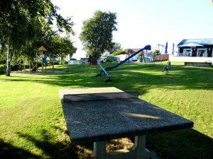Spielplatz des Campingplatz Neustein