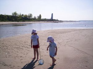Campingurlaub an der Ostsee mit Kindern